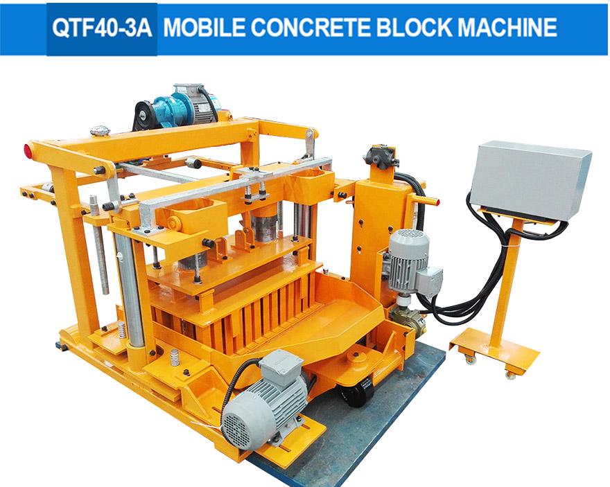 egg laying block machine