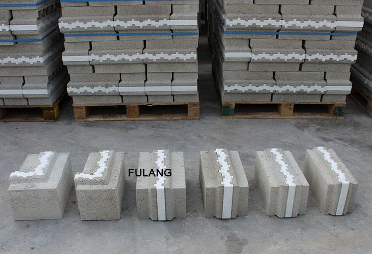 insulation blocks samples