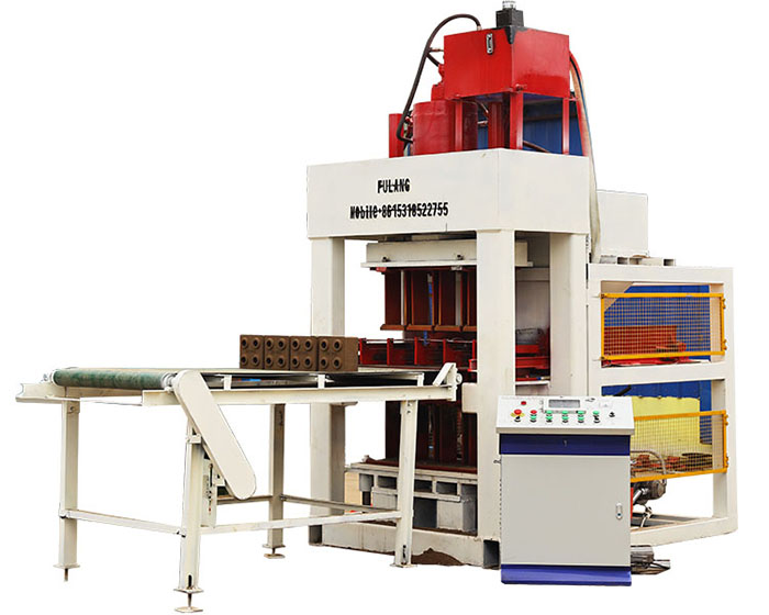 200 tons compressed earth block machine
