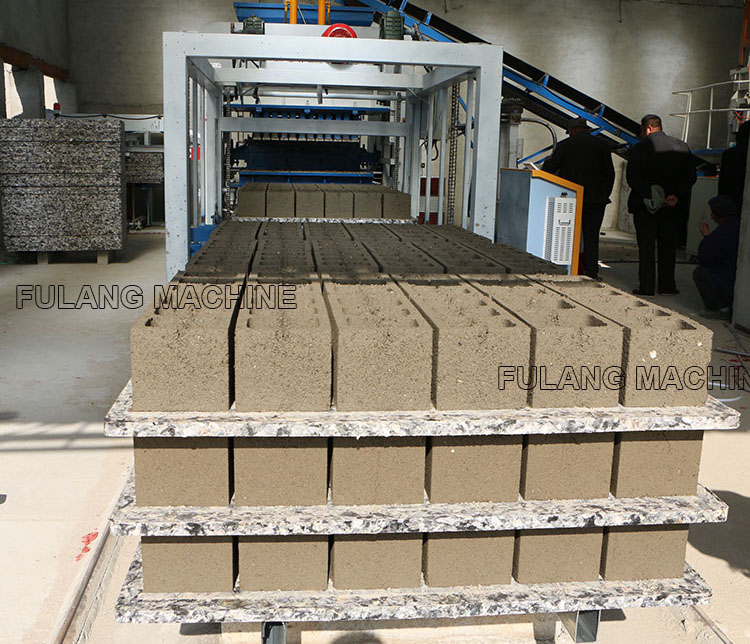 concrete hollow block samples